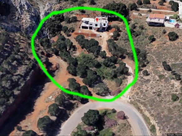 克里特岛赫索尼索斯的别墅