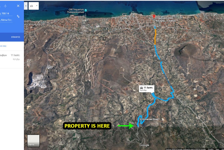 希腊签证购买克里特岛别墅